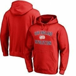 MLS New England Revolution 3D Hoodie V5