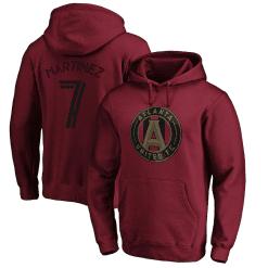 MLS Atlanta United FC 3D Hoodie V1