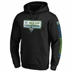 MLS Columbus Crew SC 3D Hoodie V1