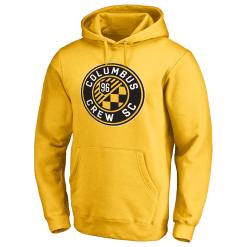 MLS Columbus Crew SC 3D Hoodie V2