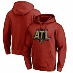 MLS Atlanta United FC 3D Hoodie V5