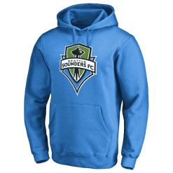 MLS Seattle Sounders FC 3D Hoodie V7