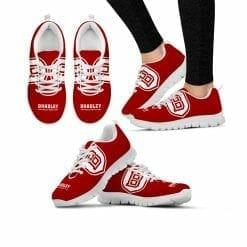 NCAA Bradley Braves Running Shoes