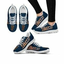 NCAA Cal State Fullerton Titans Running Shoes