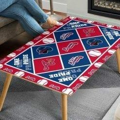 MLB Atlanta Braves Coffee Table