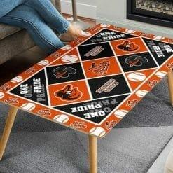 MLB Baltimore Orioles Coffee Table