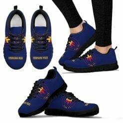 MLS Chicago Fire Running Shoes V2