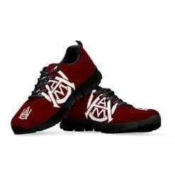 NCAA Alabama A&M Bulldogs Running Shoes