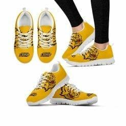 NCAA Arkansas-Pine Bluff Golden Lions Running Shoes