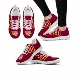 NCAA Bethune-Cookman Wildcats Running Shoes
