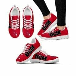 NCAA Central Missouri Mules Running Shoes