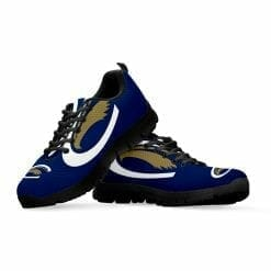 NCAA Clarion Golden Eagles Running Shoes