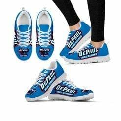 NCAA DePaul Blue Demons Running Shoes