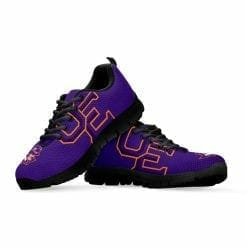 NCAA Evansville Purple Aces Running Shoes