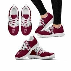 NCAA Fordham Rams Running Shoes