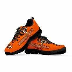 NCAA Georgetown College Tigers Running Shoes