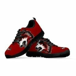 NCAA Indiana University East Red Wolves Running Shoes