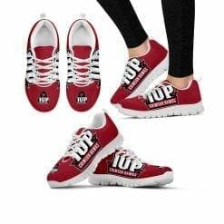 NCAA Indiana University of Pennsylvania Crimson Hawks Running Shoes