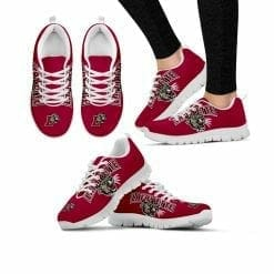 NCAA Lafayette College Leopards Running Shoes