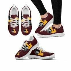 NCAA Loyola Chicago Ramblers Running Shoes