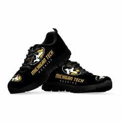 NCAA Michigan Tech Huskies Running Shoes