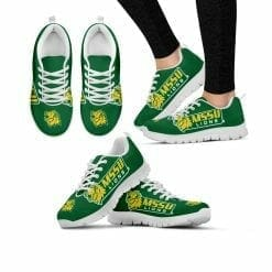 NCAA Missouri Southern State Lions Running Shoes
