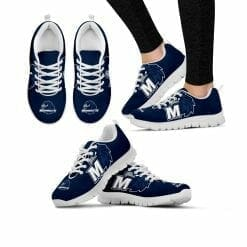 NCAA Monmouth Hawks Running Shoes