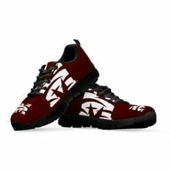 NCAA Morehouse Maroon Tigers Running Shoes