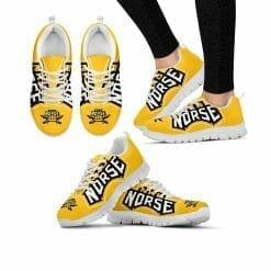 NCAA Northern Kentucky University Norse Running Shoes