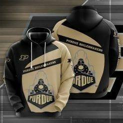 NCAA Purdue Boilermakers 3D Hoodie V1