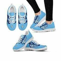 NCAA San Diego Toreros Running Shoes