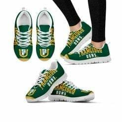 NCAA San Francisco Dons Running Shoes