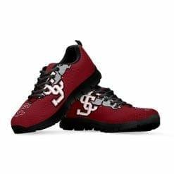 NCAA Santa Clara Broncos Running Shoes