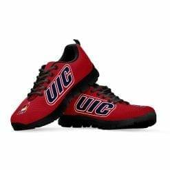 NCAA UIC Flames Running Shoes