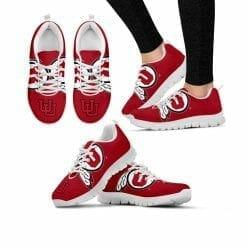 NCAA Utah Utes Running Shoes