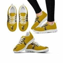 NCAA West Virginia State Yellow Jackets Running Shoes