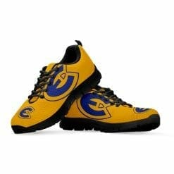 NCAA Wisconsin Eau Claire Blugolds Running Shoes