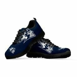 NCAA Wisconsin Stout Blue Devils Running Shoes