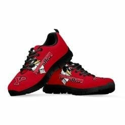 NCAA Youngstown State Penguins Running Shoes