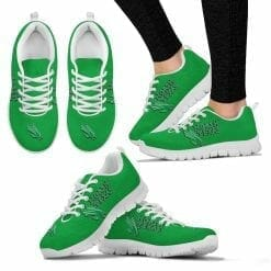 NCAA North Texas Mean Green Running Shoes