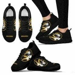 NCAA Missouri Tigers Running Shoes