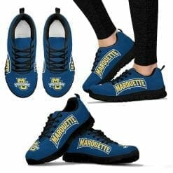 NCAA Marquette Golden Eagles Running Shoes