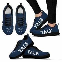 NCAA Yale Bulldogs Running Shoes