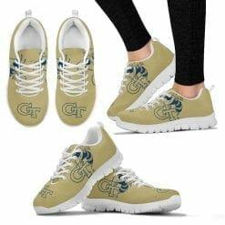 NCAA GA Tech Yellow Jackets Running Shoes
