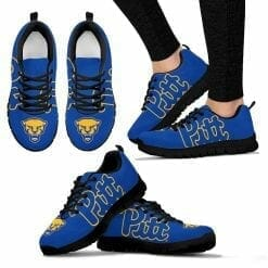 NCAA Pittsburgh Panthers Running Shoes