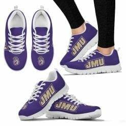 NCAA James Madison Dukes Running Shoes