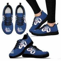 NCAA Gonzaga Bulldogs Running Shoes