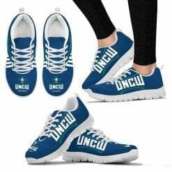 NCAA UNC Wilmington Seahawks Running Shoes