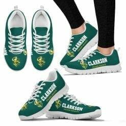 NCAA Clarkson Golden Knights Running Shoes
