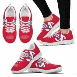 NCAA Fresno State Bulldogs Running Shoes